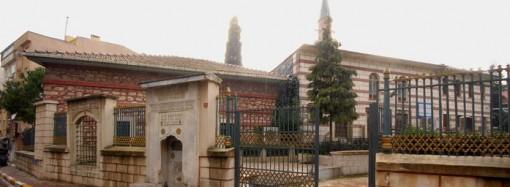 Seyyid Osman Efendi Vakfı,  Camii, Tekkesi ve Türbesi. Kasımpaşa Kulaksız'da.